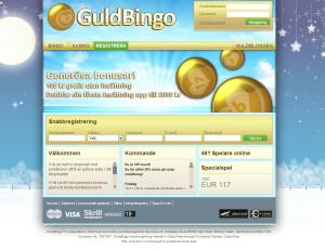 Gör 2 insättningar och få gratis skraplotter från Guldbingo!