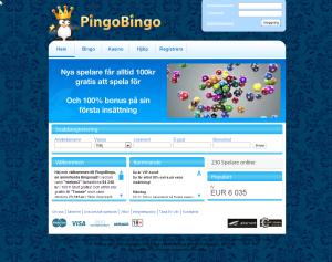 Pingobingo - Presentkort