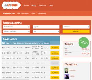 Amorbingo erbjuder billiga bingobrickor